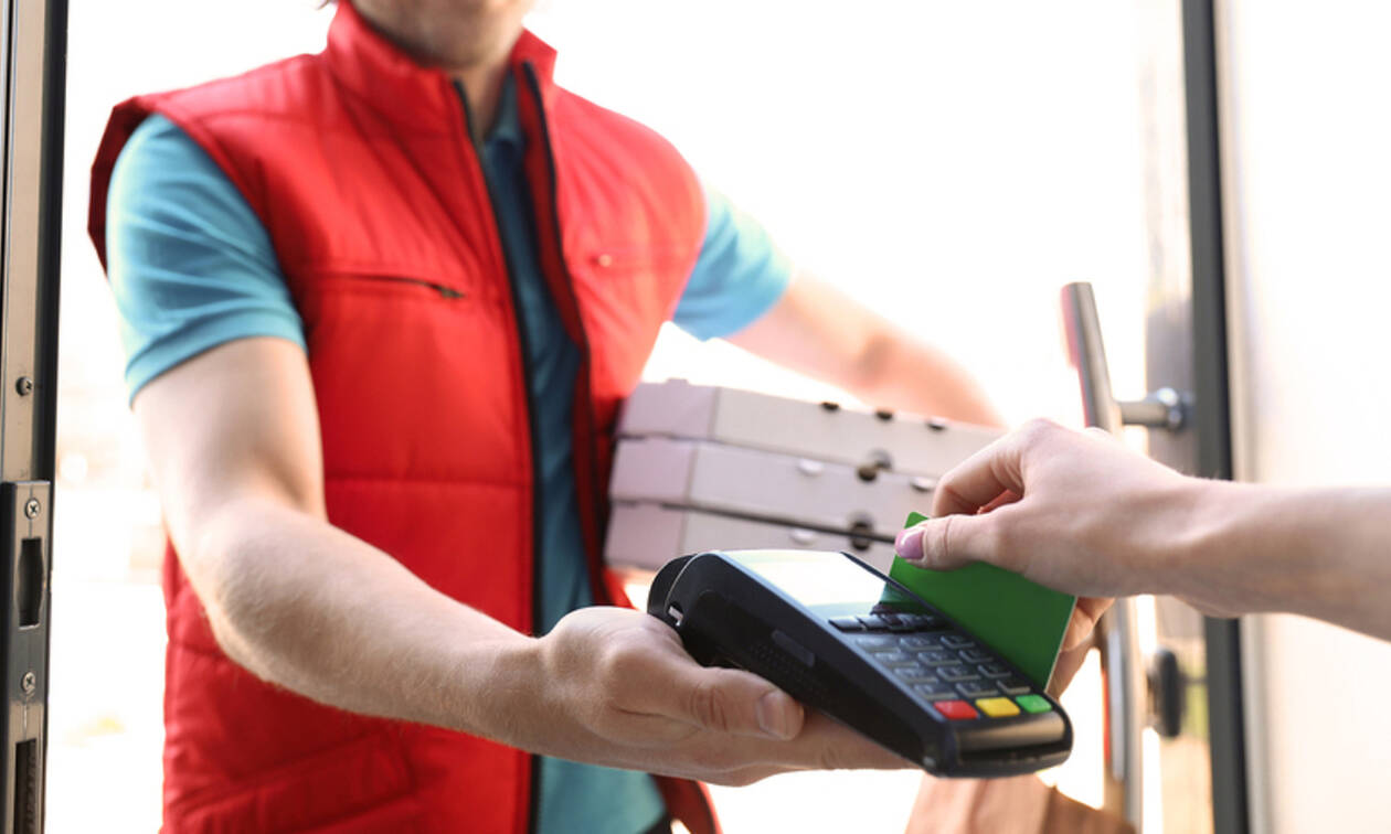 Κορονοϊός: Είναι ασφαλές το delivery;