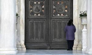 Πήλιο: Ηγούμενος μονής μήνυσε γυναίκα που μπήκε στο ναό την ώρα της λειτουργίας
