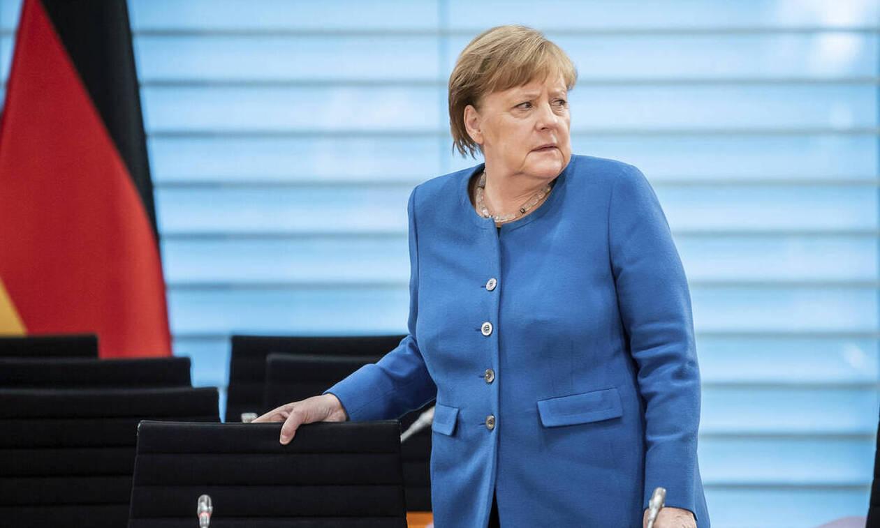 Κορονοϊός - Γερμανία: Αγωνία για τη Μέρκελ –Βγαίνουν σήμερα τα αποτελέσματα του τεστ