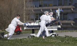 Κορονοϊός: Αισιοδοξία για ενδείξεις εξομάλυνσης της επιδημιολογικής καμπύλης σε Ισπανία - Γερμανία