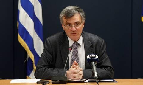 Κορονοϊός - Τσιόδρας: «8.000 με 10.000 τα πιθανά κρούσματα στην Ελλάδα»