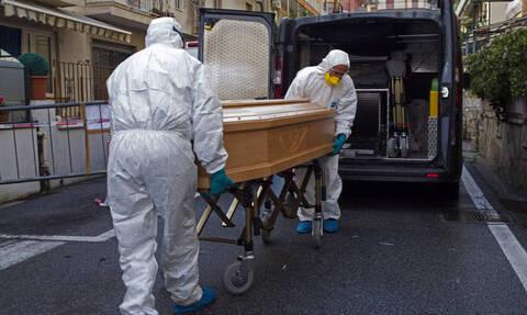 Κορονοϊός – Λομβαρδία: ΣΟΚ! 320 νέοι θάνατοι μέσα σε ένα 24ωρο