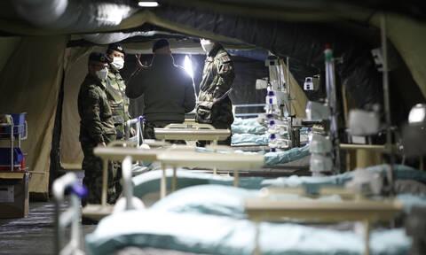 Κορονοϊός Ισπανία: Παγοδρόμιο στη Μαδρίτη μετατρέπεται σε νεκροτομείο για τα θύματα του κορονοϊού