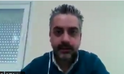 Κορονοϊός: Όχι δεν ήταν «Ισπανός γιατρός» ο άνθρωπος που συγκλόνισε με τις περιγραφές του