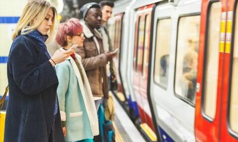 Κορονοϊός: Οι εικόνες από το Λονδίνο που θα σας τρομάξουν