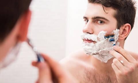 Έτσι θα ξυριστείς σωστά!