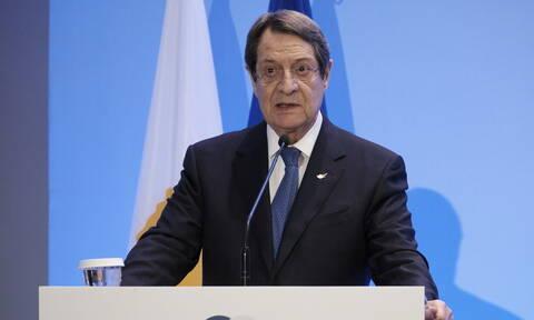 Κορονοϊός: Απαγόρευση κυκλοφορίας εκτός εξαιρέσεων ανακοίνωσε ο Νίκος Αναστασιάδης (vid)
