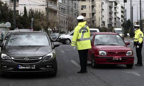 Κορονοϊός - Απαγόρευση κυκλοφορίας: Συνεχίζονται οι έλεγχοι - Πρόστιμα στους παραβάτες