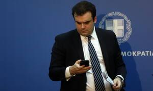 Κορονοϊός - Πιερρακάκης: Πάνω από ένα εκατομμύριο SMS στο 13033 σε λιγότερο από 24 ώρες