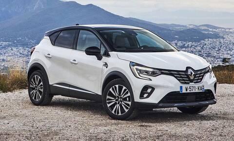 Νέο Renault Captur: Ξεκινά από 16.880 ευρώ και θα είναι διαθέσιμο και με υγραέριο (LPG)