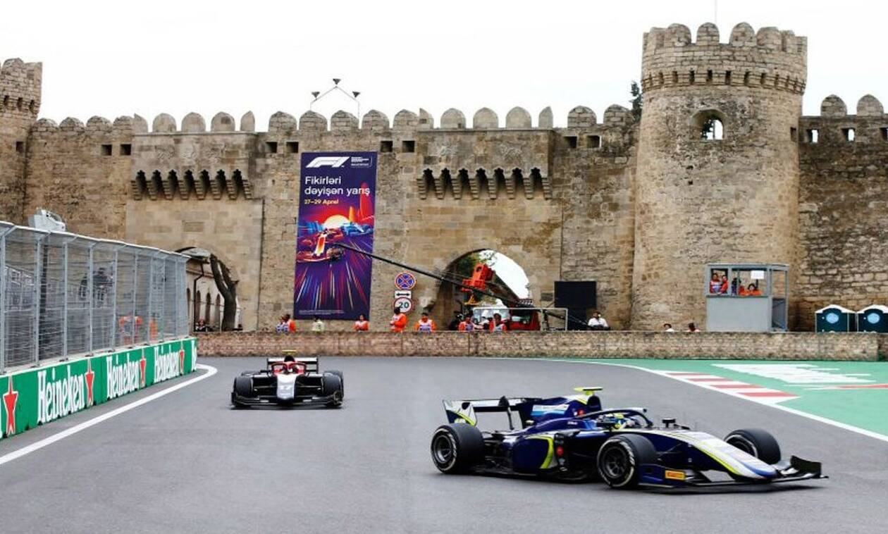 Formula 1: Αναβάλλεται και το Γκραν Πρι του Αζερμπαϊτζάν στις 5 με 7 Ιουνίου!