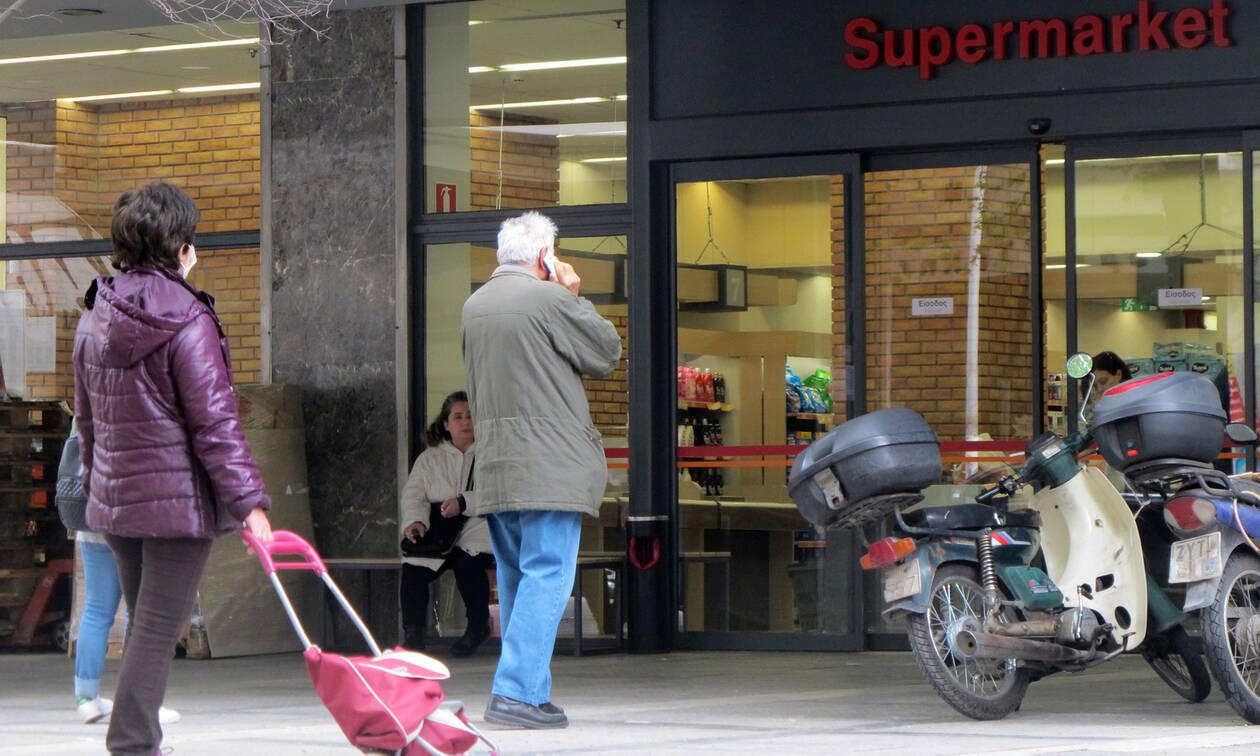 Κορονοϊός: Επανεξετάζεται το άνοιγμα των σούπερ μάρκετ τις Κυριακές