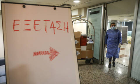 Κορονοϊός: Ο χάρτης της πανδημίας στην Ελλάδα - Αυτές είναι οι περιοχές που έχουν πληγεί