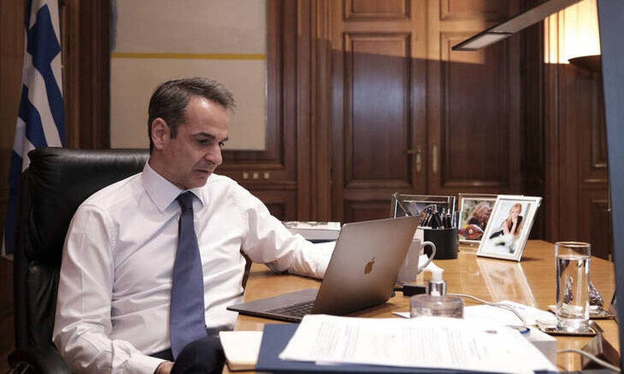 Κορονοϊός: Με τηλεδιάσκεψη συνεδριάζει σήμερα το υπουργικό συμβούλιο
