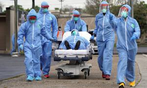 Κορονοϊός: Ήπιαν καθαριστικό για ενυδρεία με χλωροκίνη - Νεκρός 60χρονος, χαροπαλεύει η σύζυγός του