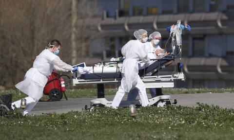 Κορονοϊός - Συναγερμός στη Γαλλία: Τέθηκε σε κατάσταση «υγειονομικής έκτακτης ανάγκης»