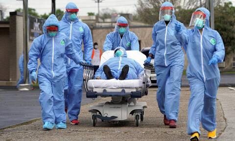 Κορονοϊός: Παγκόσμια ανησυχία - Επιστήμονες ανακάλυψαν 40 μεταλλάξεις του φονικού ιού