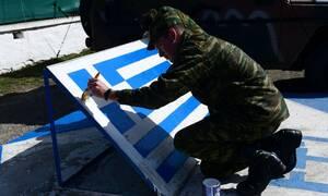 25 Μαρτίου: Με την Παναγιά στο πλάι μας, θα νικήσουμε! Έλληνες είμαστε…