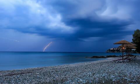 Έκτακτο δελτίο επιδείνωσης καιρού: Έρχονται ισχυρές βροχές, καταιγίδες και χιόνια