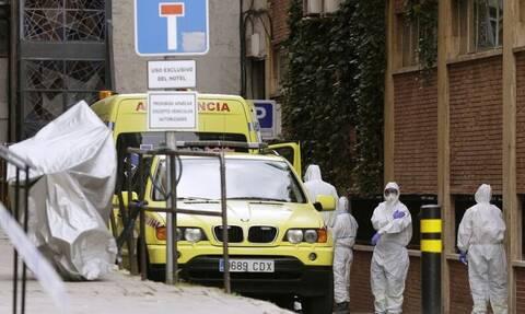 Κορονοϊός: Εφιάλτης δίχως τέλος στην Ισπανία - 514 θάνατοι μέσα σε 24 ώρες