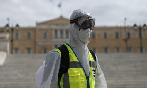 Κορονοϊός: Η πανδημία φοβίζει τους Έλληνες - Το 83% ανησυχεί για τον ιό