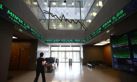 Athens Stock Exchange opening: Big rise