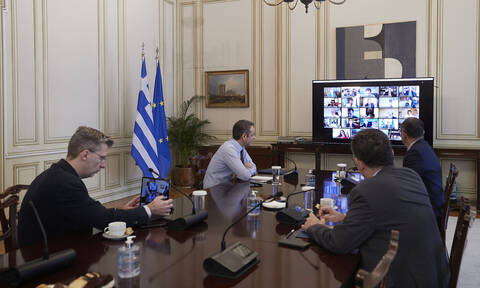 Mitsotakis: We have proven that the state works effectively