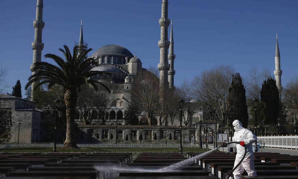Κορονοϊός: Τέσσερις Έλληνες αναμένουν επαναπατρισμό από την Κωνσταντινούπολη στην Ελλάδα