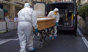 Κορονοϊός – Λομβαρδία: Περισσότεροι από 400 νεκροί σε ένα 24ωρο