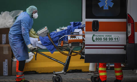Κορονοϊός – Ιταλία: Τραγωδία δίχως τέλος - 743 νεκροί σε ένα 24ωρο - 5.249 τα νέα κρούσματα
