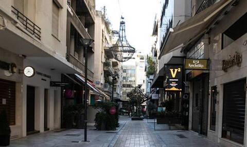 Τρομακτική: Δείτε πώς είναι η άδεια Αθήνα (pics)
