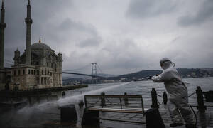 Κορονοϊός - Τουρκία:  Εφιαλτικό σενάριο για 600.000 θανάτους – Δραματική προειδοποίηση καθηγητή