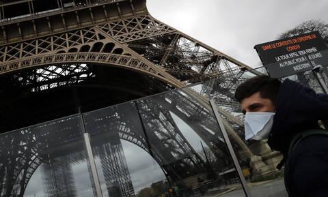 Κορονοϊός - Γαλλία: 240 νεκροί σε ένα 24ωρο - Τα κρούσματα ανέρχονται σε 22.300