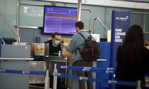 Κορονοϊός Ελλάδα: Επιβάτης πτήσης από την Ισπανία που είναι σε καραντίνα «έσπασε» τη σιωπή του