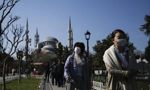 Κορονοϊός - Τουρκία: 44 νεκροί - 1.872 κρούσματα από τον Covid 19