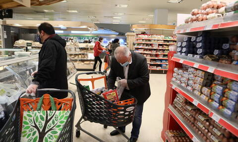 Κορονοϊός: Αλλαγές στο ωράριο των σούπερ μάρκετ - Αυτές είναι οι νέες ώρες λειτουργίας