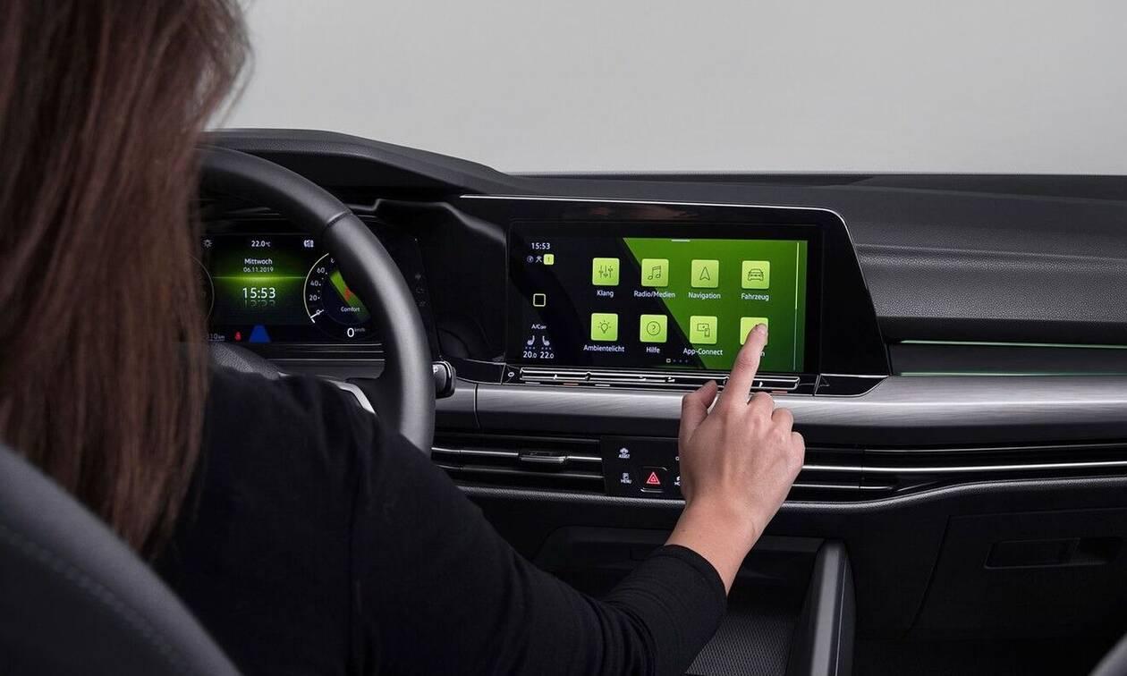 Τα συστήματα infotainment των αυτοκινήτων είναι πιο επικίνδυνα από το αλκοόλ