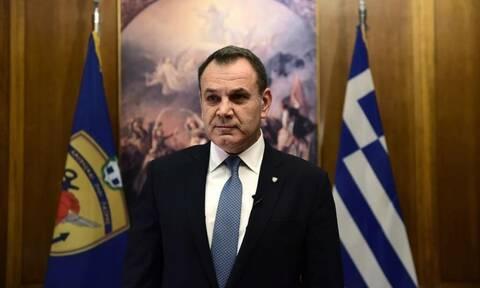 25η Μαρτίου: «Έλληνες ψηλά το κεφάλι, ψηλά τις σημαίες» - Το μήνυμα του ΥΕΘΑ, Νίκου Παναγιωτόπουλου