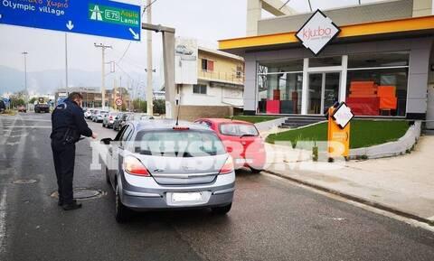 Κορονοϊός - Απαγόρευση κυκλοφορίας: 1.631 παραβάσεις για άσκοπη μετακίνηση την Τρίτη