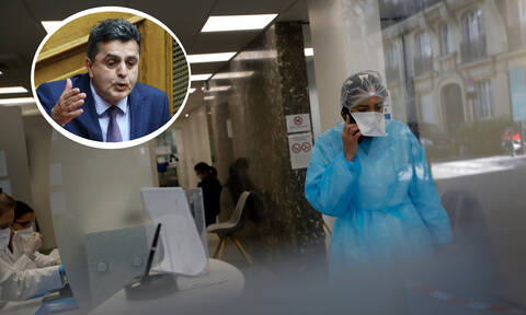 Κορονοϊός - Τζηκαλάγιας στο Newsbomb.gr: Θα κολλήσει το 60% των Ελλήνων