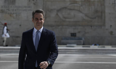 PM Mitsotakis on Greek Revolution anniversary: Today's struggle is to keep Greece and Greeks healthy