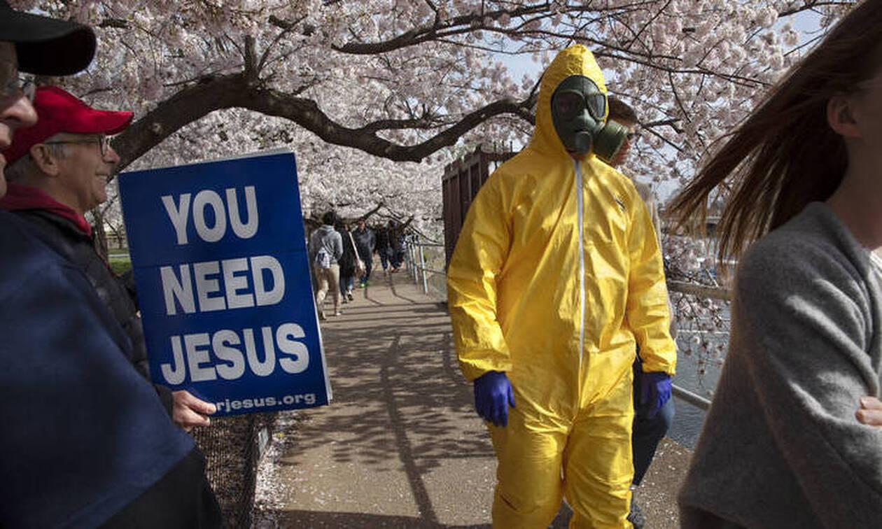 Ο κοροναϊός και η… πανδημία επικίνδυνων προφητειών για την Αποκάλυψη