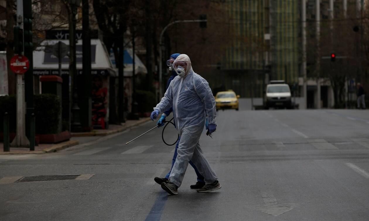 Κορονοϊός: 22 νεκροί στην Ελλάδα - 78 νέα κρούσματα - 821 στο σύνολο