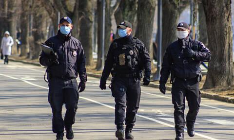 На Украине ввели режим ЧС по всей стране сроком на 30 дней