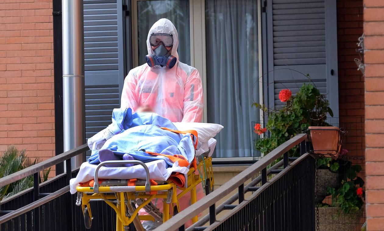 Κορονοϊός - Ιταλία: 31 γιατροί πέθαναν από τον ιό - Προβλήματα σε οίκους ευγηρίας
