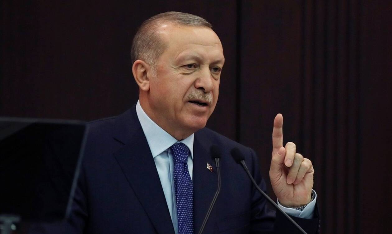 Κορονοϊός - Εκτός τόπου ο Ερντογάν: «Σε 2-3 εβδομάδες η Τουρκία θα ξεπεράσει την επιδημία»