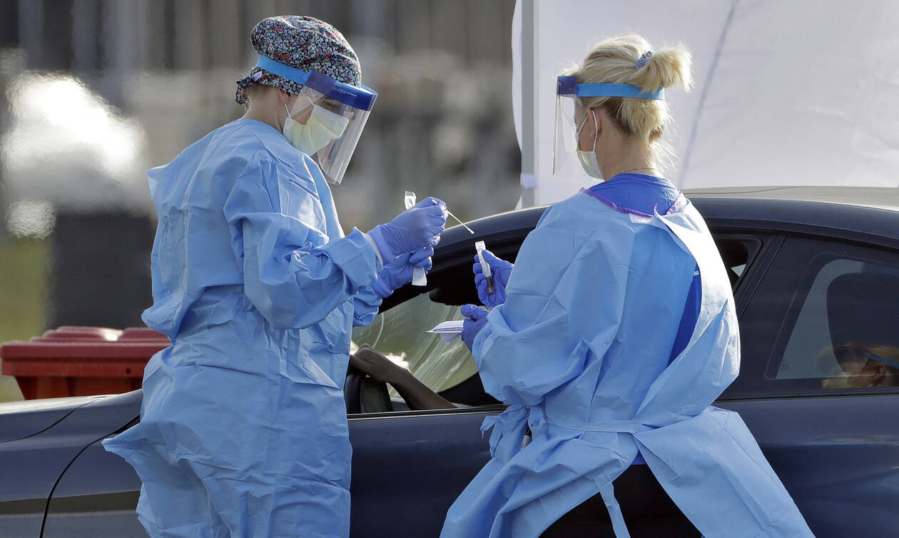 Κορονοϊός-ΗΠΑ: 827 νεκροί, πάνω από 60.000 τα κρούσματα - Στο επίκεντρο η Νέα Υόρκη