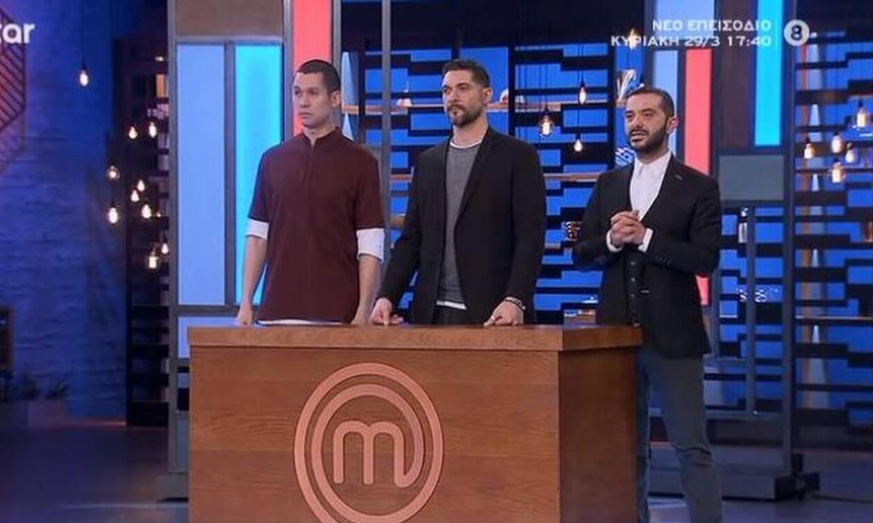 MasterChef: Ποιος κατάφερε να κερδίσει την ασυλία; Ποιοι είναι υποψήφιοι προς αποχώρηση;