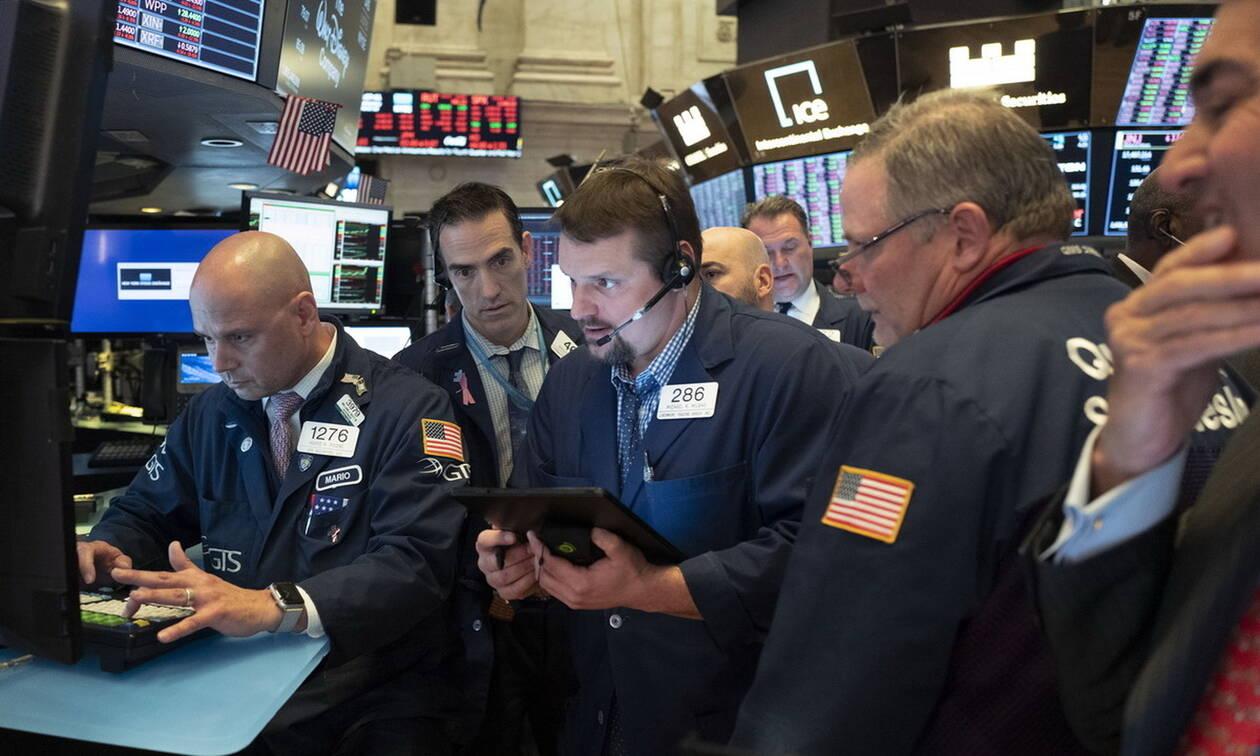 Κορονοϊός: Άνοδος στη Wall Street - Ισχυρά κέρδη για το πετρέλαιο