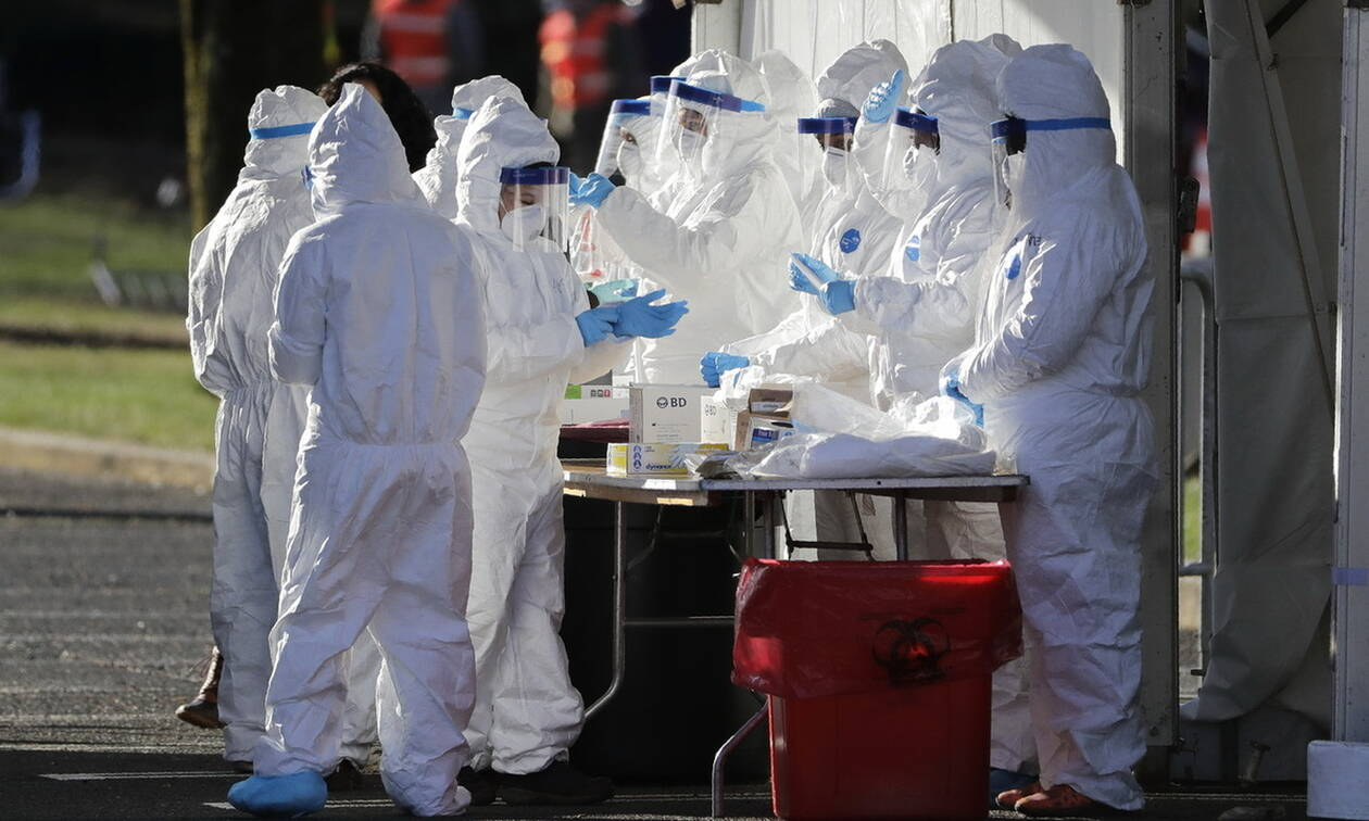 Κορoνοϊός στις ΗΠΑ: Ξεπέρασαν τους 1.000 οι νεκροί -  Σχεδόν 70.000 κρούσματα του COVID-19